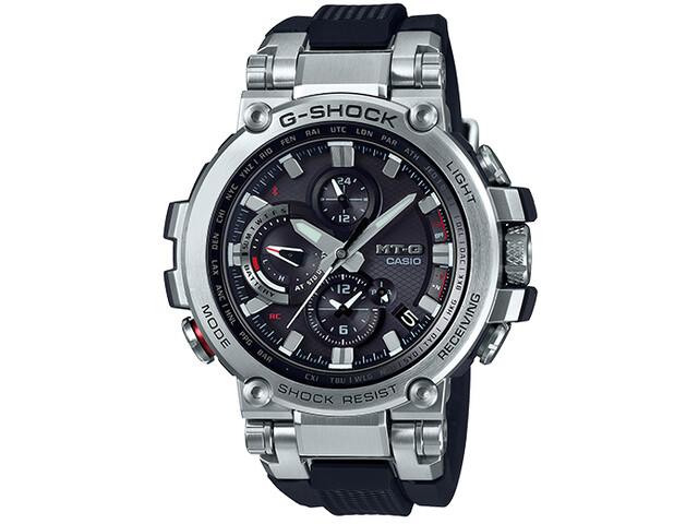 CASIO G-SHOCK MTG-B1000-1AER Zegarek Mężczyźni, silver/black